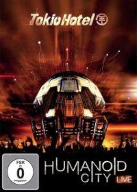 Cover Tokio Hotel - Humanoid City Live [DVD]